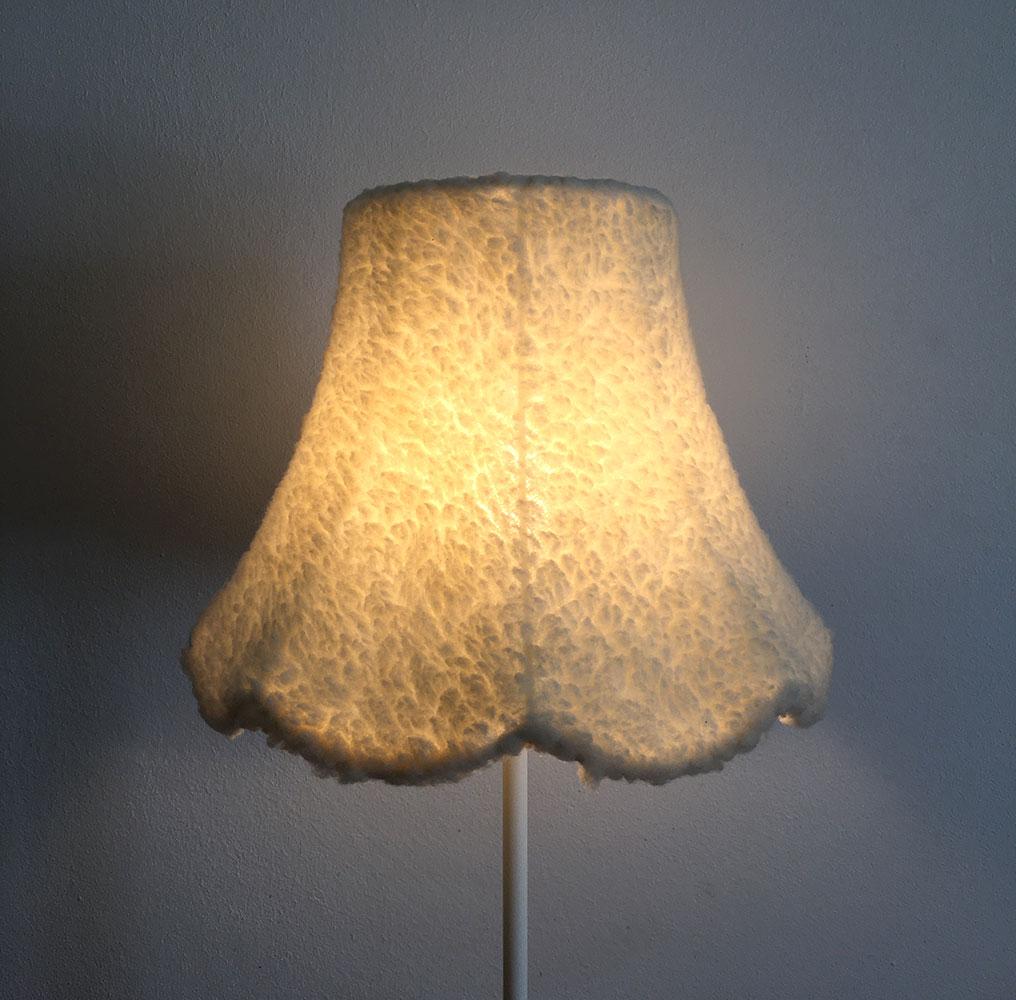 Flauschi beleuchtet
